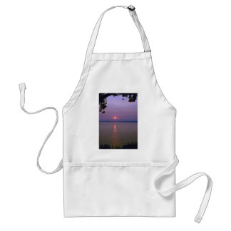 Sun Sets In The Distance Aprons