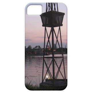 Sun Setting Cell Phone Case Barely There iPhone 5 Case