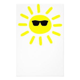 Sun Shades Sun Stationery