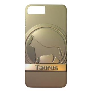 Sun sign Taurus Engraved iPhone 8 Plus/7 Plus Case
