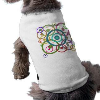 Sun Sleeveless Dog Shirt
