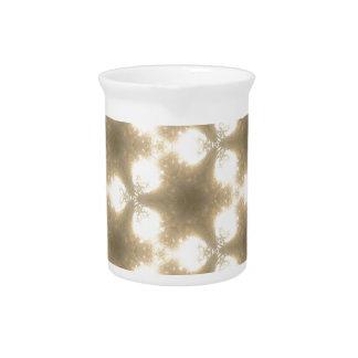Sun spots1 beverage pitcher