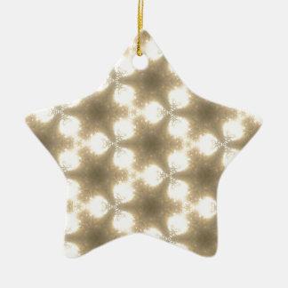 Sun spots1 christmas ornament