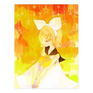 Sun Star Series by ChichiZu Postcard