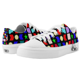 Sun Stars and Shapes Shoes