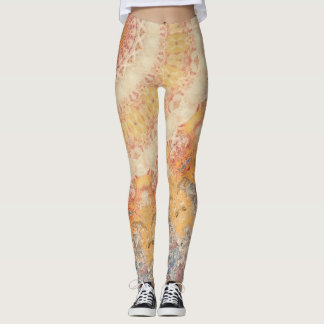 Sun Sun Leggings