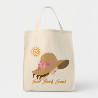 Sun Surf Sand Tote