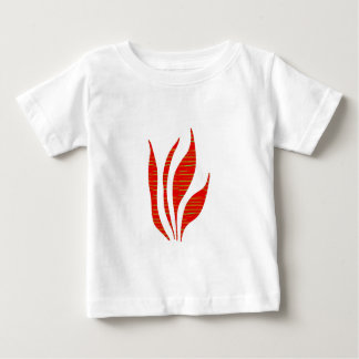 SUN SUTRA : Reiki Master created RED SHADE energy Baby T-Shirt