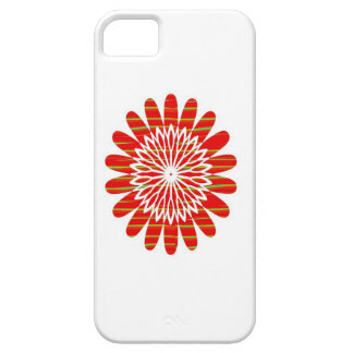 SUN SUTRA : Reiki Master created RED SHADE energy iPhone 5 Cover