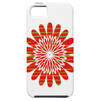 SUN SUTRA : Reiki Master created RED SHADE energy iPhone 5 Case