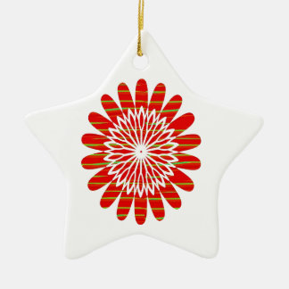 SUN SUTRA : Reiki Master created RED SHADE energy Ornament