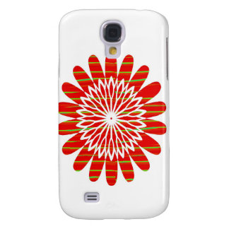 SUN SUTRA : Reiki Master created RED SHADE energy Galaxy S4 Case