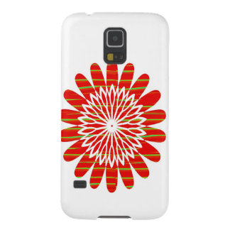 SUN SUTRA : Reiki Master created RED SHADE energy Galaxy S5 Case