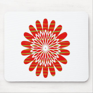 SUN SUTRA Reiki Master created RED SHADE energy Mouse Pads