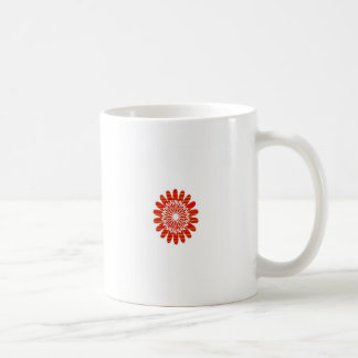 SUN SUTRA : Reiki Master created RED SHADE energy Coffee Mugs
