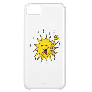 Sun Sweating Case For iPhone 5C