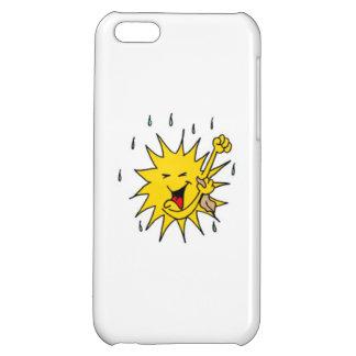 Sun Sweating iPhone 5C Cover