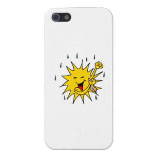 Sun Sweating Cases For iPhone 5