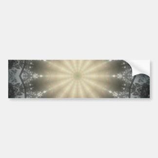 Sun Swirl 1 Bumper Sticker