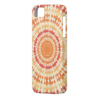 Sun Tie Dye Case For The iPhone 5