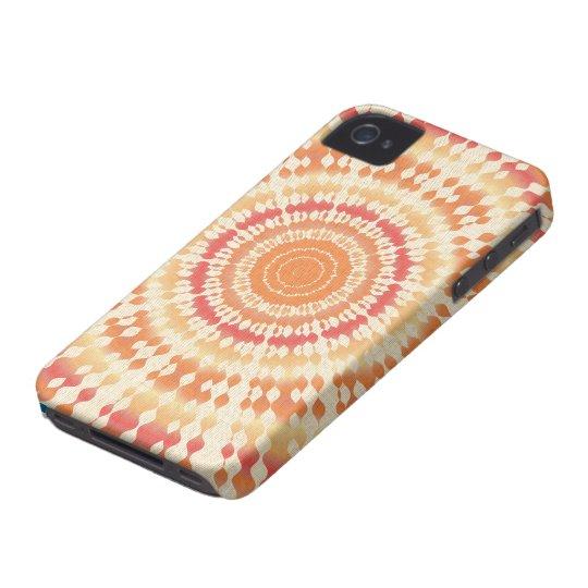 Sun Tie Dye iPhone 4 Case-Mate Cases