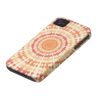 Sun Tie Dye iPhone 4 Cover