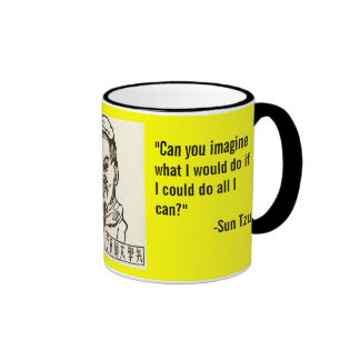 Sun-tzu 3 coffee mug