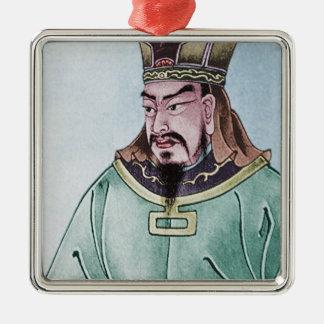 Sun Tzu Christmas Ornament