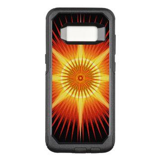 Sun Urchin Mandala OtterBox Commuter Samsung Galaxy S8 Case