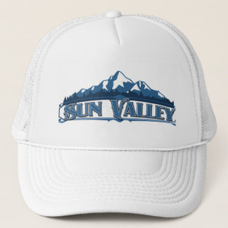 Sun Valley Blue Mountain Hat