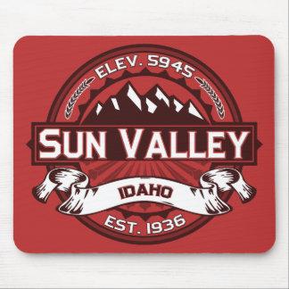 Sun Valley Color Logo Mousepad