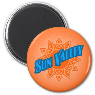 Sun Valley Magnet