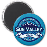 Sun Valley Magnet Ice Refrigerator Magnet