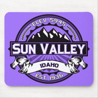 Sun Valley Mousepad Purple