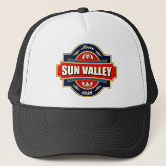 Sun Valley Old Label Trucker Hat