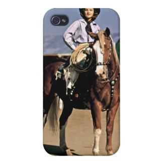Sun Valley Sally iPhone 4 Cover