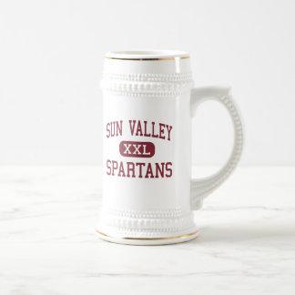 Sun Valley - Spartans - High - Monroe Beer Steins