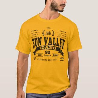 Sun Valley Vintage Black T-Shirt