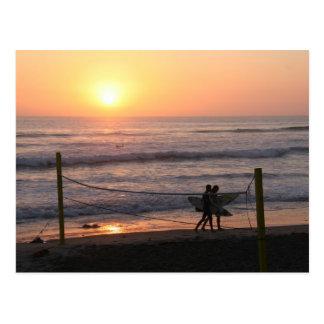 Sun Volley & Surf Postcard