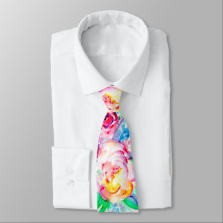 Sun Washed Pink Tie