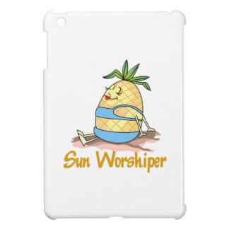 SUN WORSHIPER iPad MINI COVERS