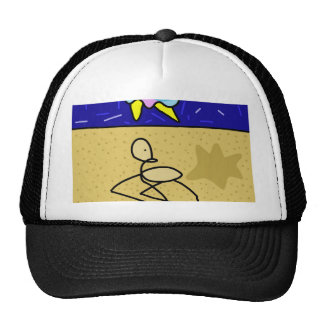 Sunbathing Cap