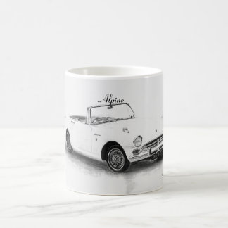 Sunbeam Alpine Mug