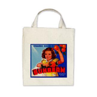 Sunbeam Canvas Bags