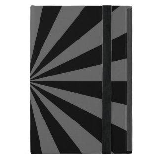 Sunbeam in Black and Grey  iPad Mini Case