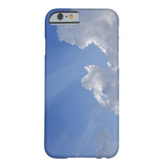 Sunbeams through Clouds, Val d'Orcia, Siena Barely There iPhone 6 Case