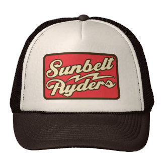 Sunbelt Ryders Retro Logo Trucker Hat