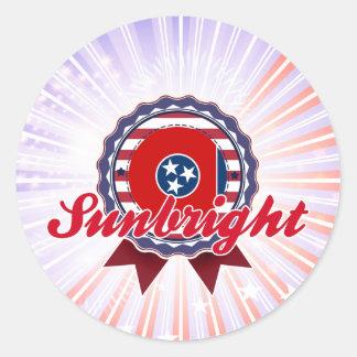 Sunbright, TN Stickers