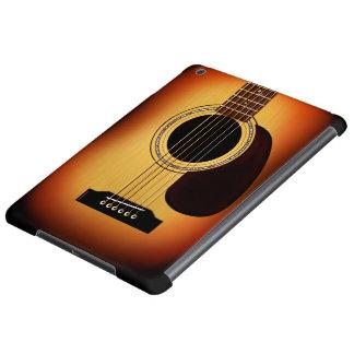 Sunburst Acoustic Guitar