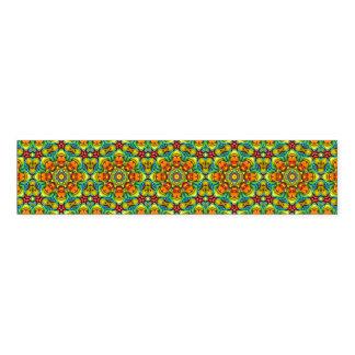 Sunburst Colorful Kaleidoscope  Napkin Bands